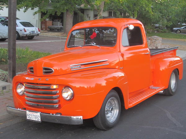 Gut gemocht 1950 Ford Pickup : Ford Trucks Forum : Ford First Forum : Ford First QH82