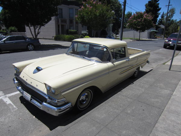 1958 ford rancherojpg - 1958 Ford Ranchero For Sale