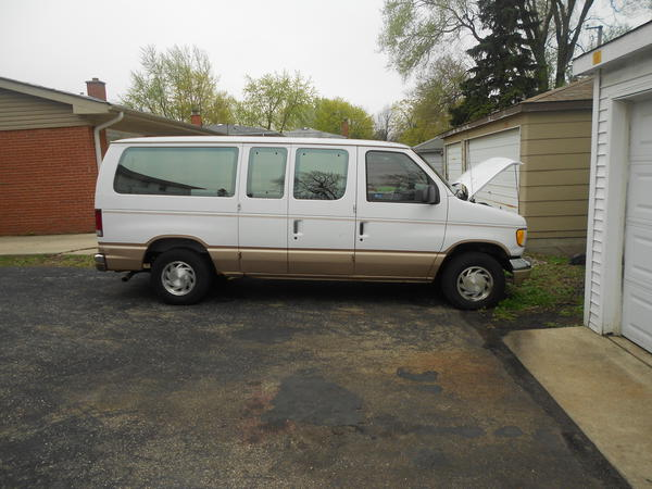 1996 Ford E150 Club Wagon