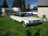 1966 Chrysler New Yorker Yellow George F