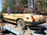 1977 MG MGB V8 Conversion Sand Glow Chris Lindh