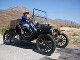 1914 Ford T series Black Tom van der Vyver