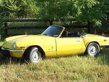1977 Triumph Spitfire 1500 Yellow Mike Japp