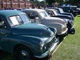 1953 Morris Minor Series II Saloon 2 door Emerald Green Tom van der Vyver