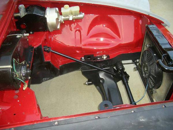1978 MG MGB V6 Conversion (GHN5UJ450780G) : Registry : Ford First